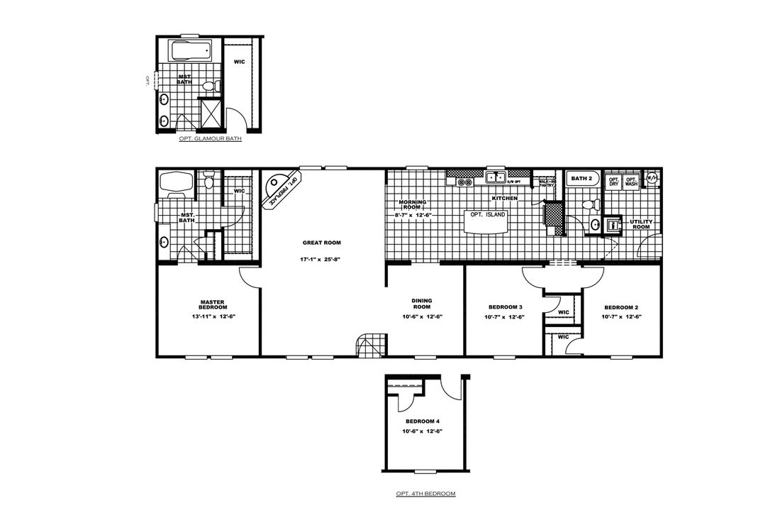 The DURANGO Floor Plan